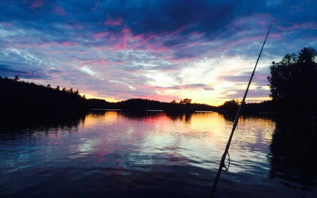 Sonnenuntergang, Aufnahme von Kim von Arx